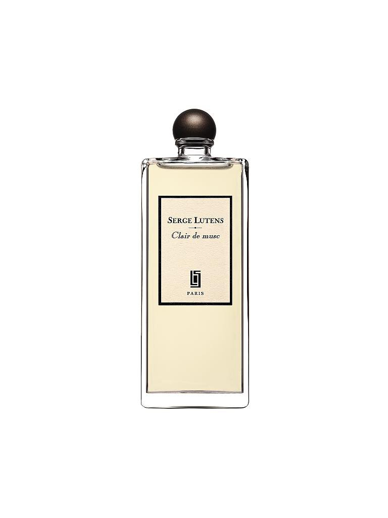 SERGE LUTENS | Clair De Musc Eau de Parfum Flacon Spray 50ml | transparent