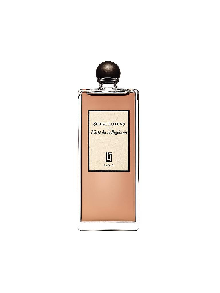 SERGE LUTENS | Nuit De Cellophane Eau de Parfum Flacon Spray 50ml | transparent