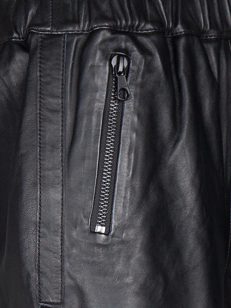 SET Ledershort schwarz   34 b57d54b4f6