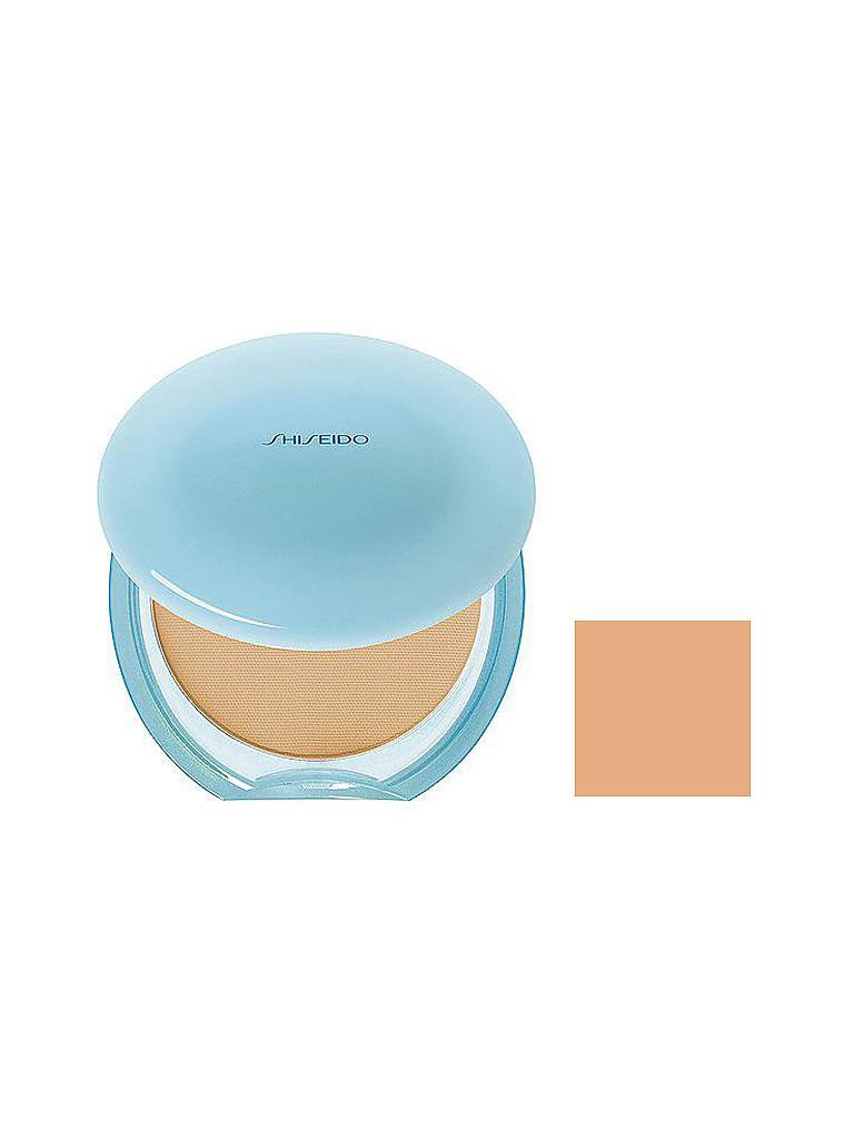 SHISEIDO |    Pureness Matifying Compact Oil-Free SPF 15 (30) 11g | beige