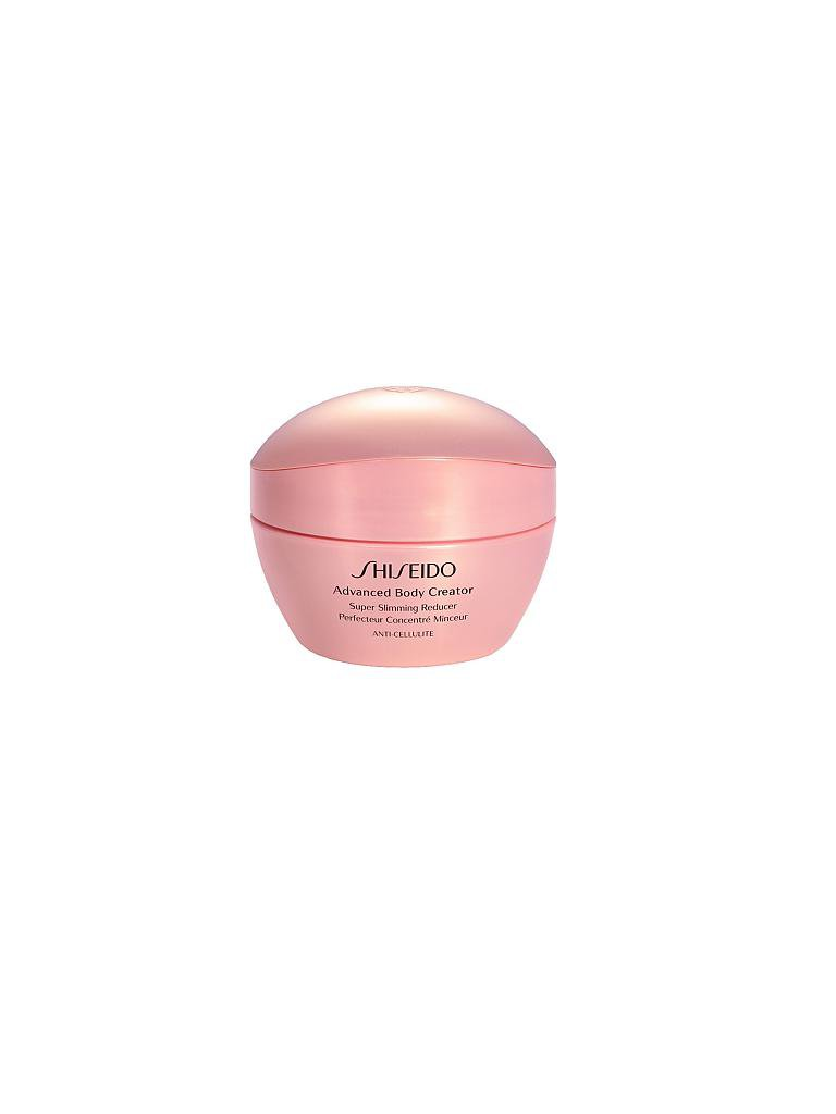 SHISEIDO | Acvanced Body Creator Super Slimming Reducer 200ml | transparent