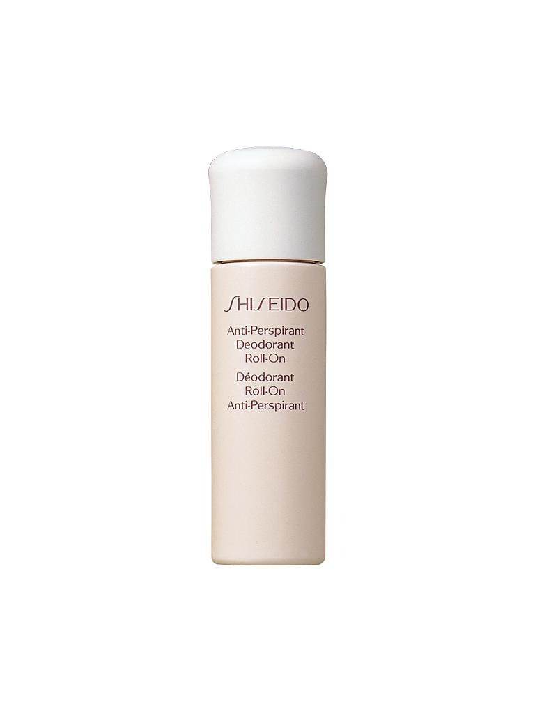 SHISEIDO | Deodorants Anti-Perspirant Deodorant Roll-On 50ml | transparent