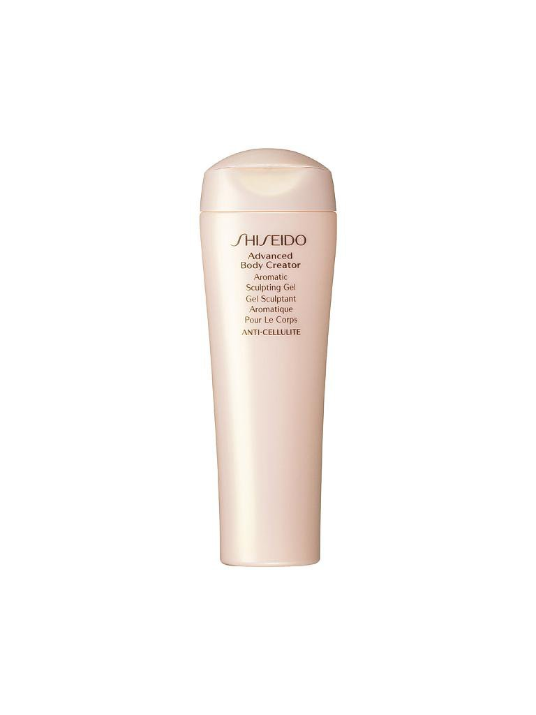 SHISEIDO | Global Body Care Advanced Body Creator Aromatic Sculpting Gel 200ml | transparent