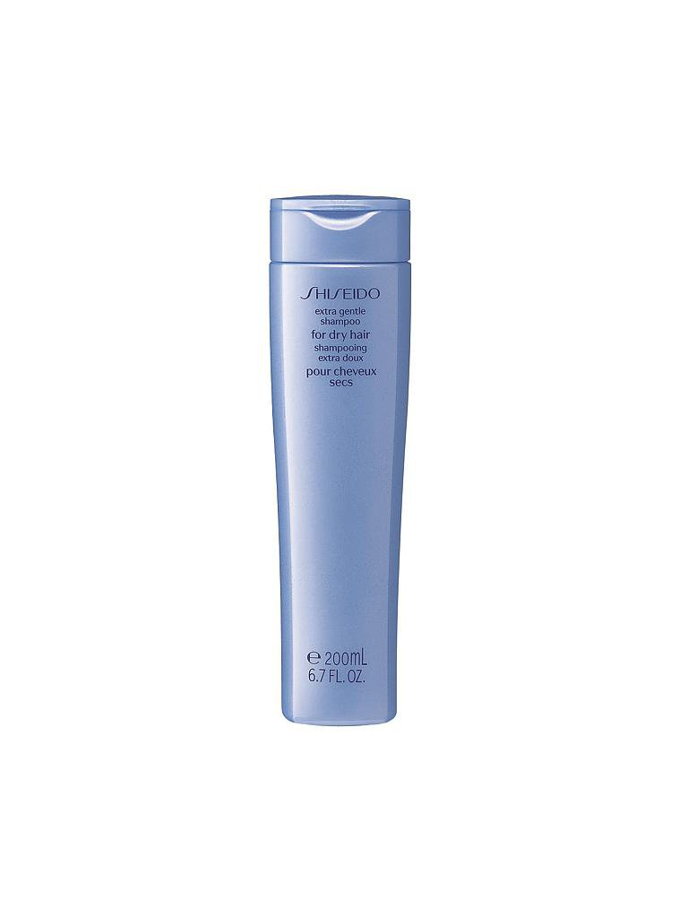 SHISEIDO | Hair Care Extra Gentle Shampoo for dry Hair 200ml | transparent
