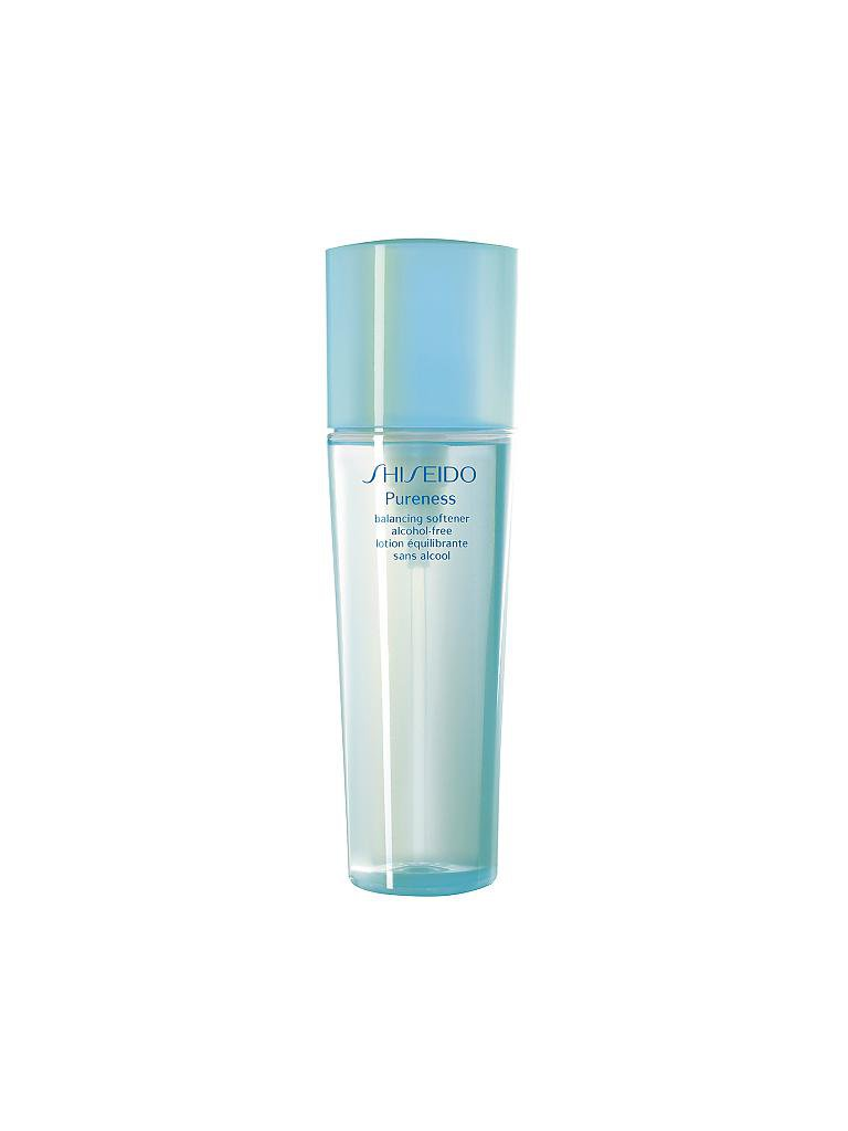 SHISEIDO | Pureness Balancing Softener Alcohol-Free 150ml | transparent