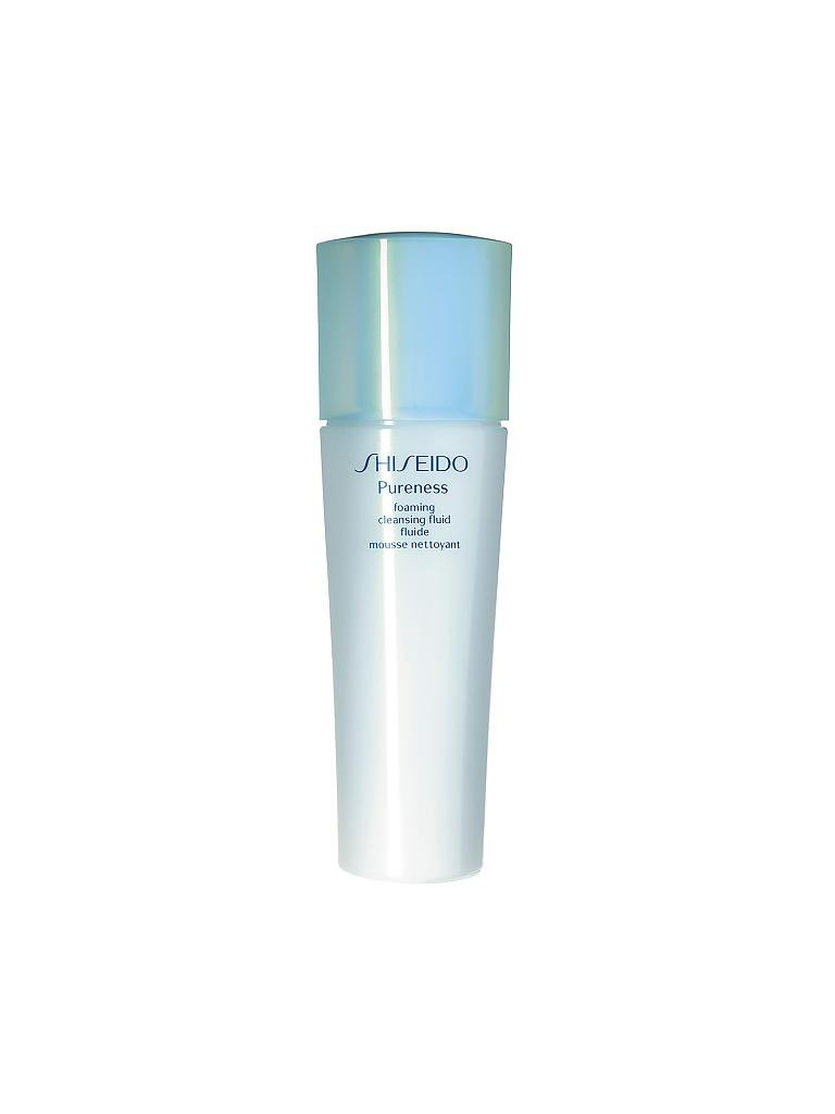 SHISEIDO | Pureness Foaming Cleansing Fluid 150ml | transparent