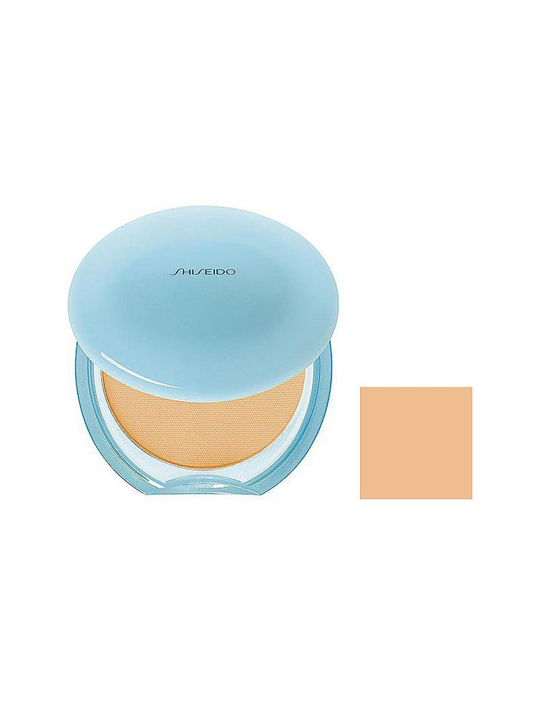 SHISEIDO | Pureness Matifying Compact Oil-Free SPF 15 (10) 11g | beige