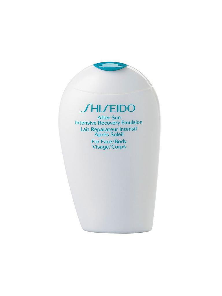 SHISEIDO | Sun Care After Sun Intensive Recovery Emulsion 150ml | transparent