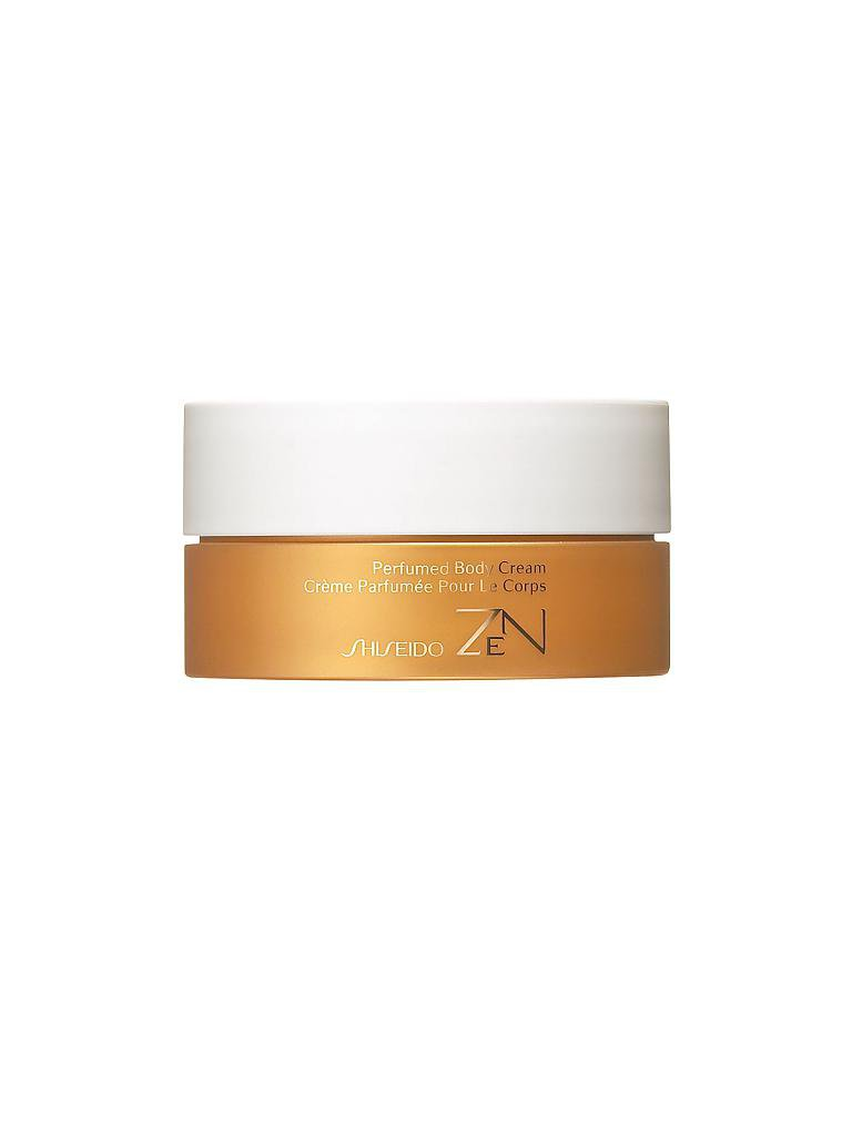 SHISEIDO | ZEN Perfumed Body Cream 200ml | transparent