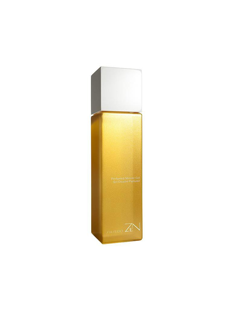 SHISEIDO | ZEN Perfumed Shower Gel 200ml | transparent