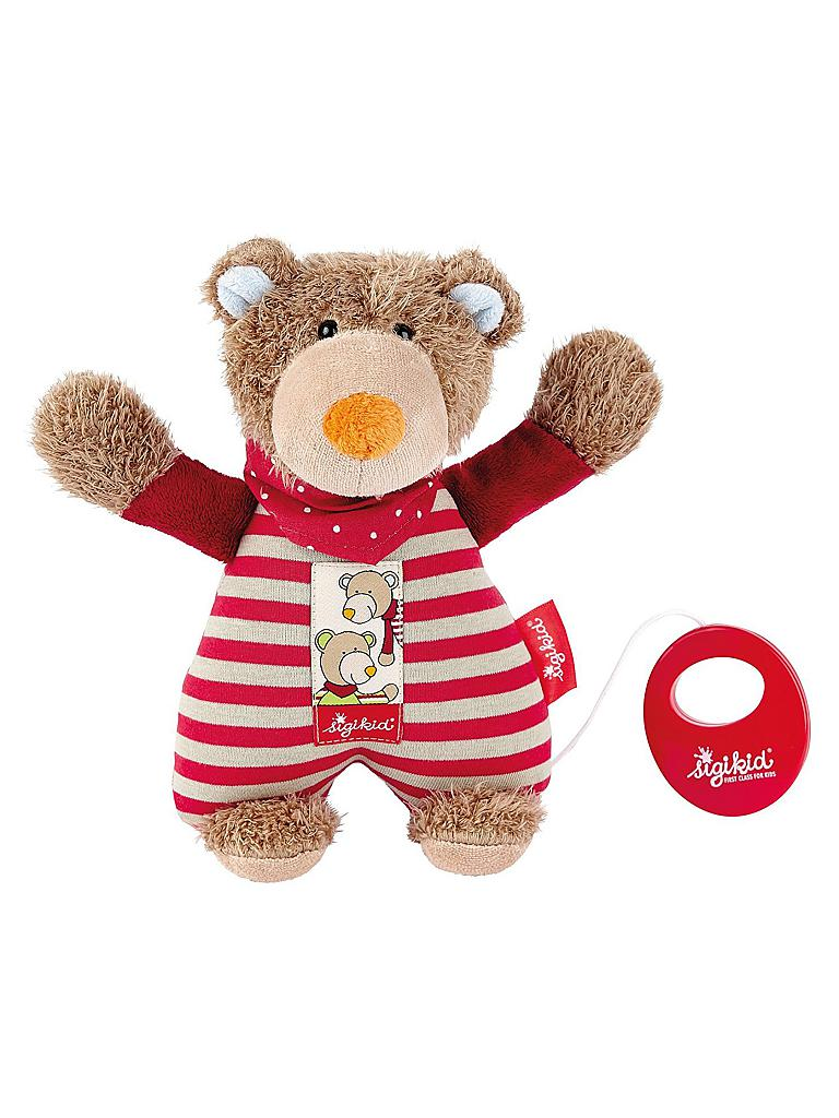 "SIGIKID | Spieluhr ""Wild and Berry"" Bears  