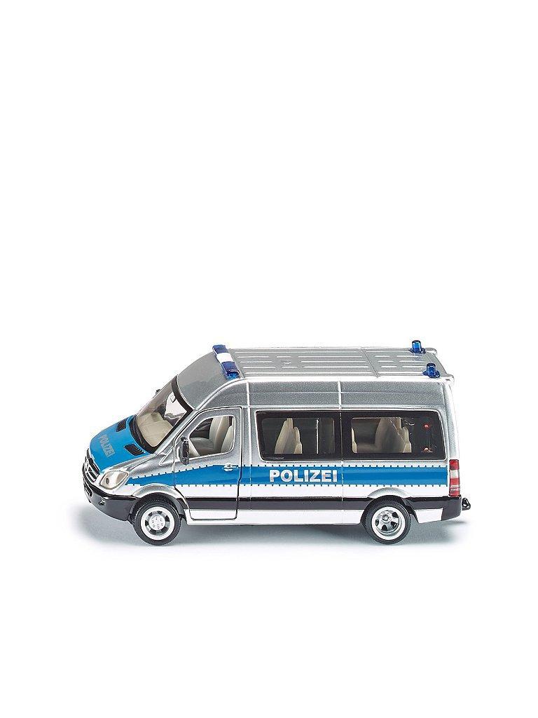 SIKU Polizei Mannschaftswagen