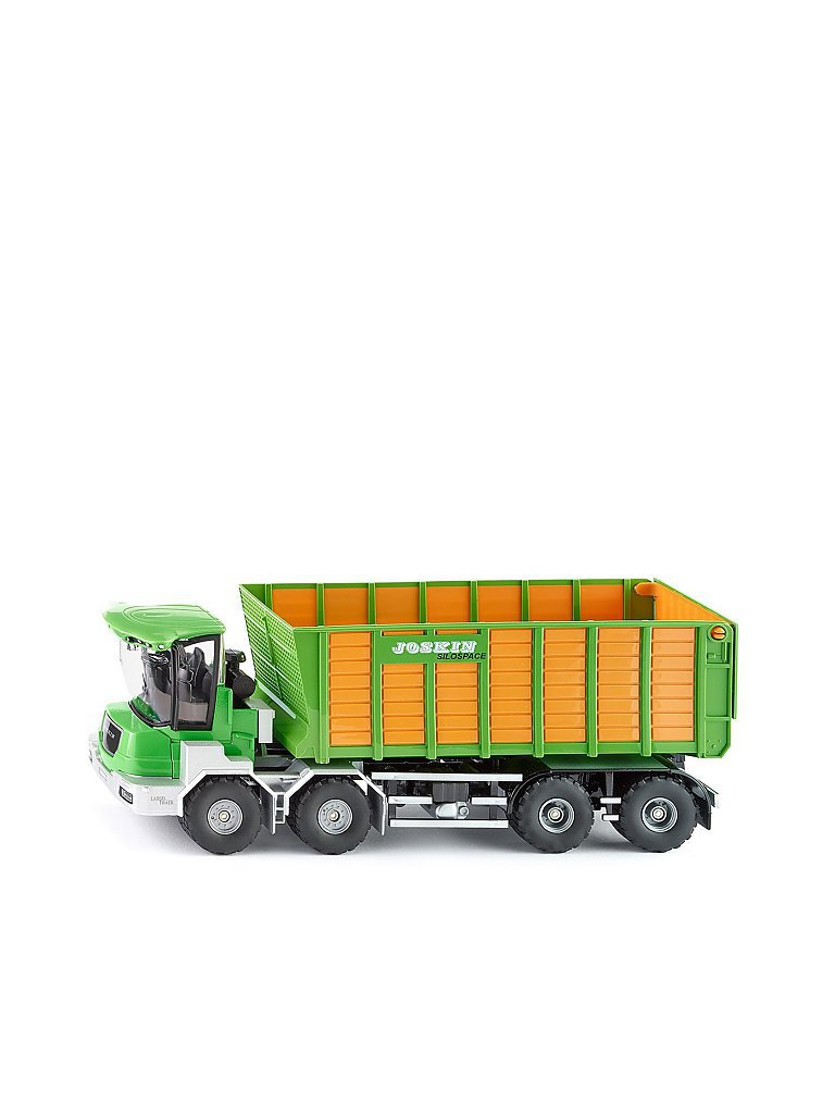 SIKU Joskin Cargotrack mit Ladewagen