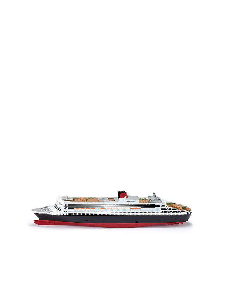 SIKU | Queen Mary II | transparent