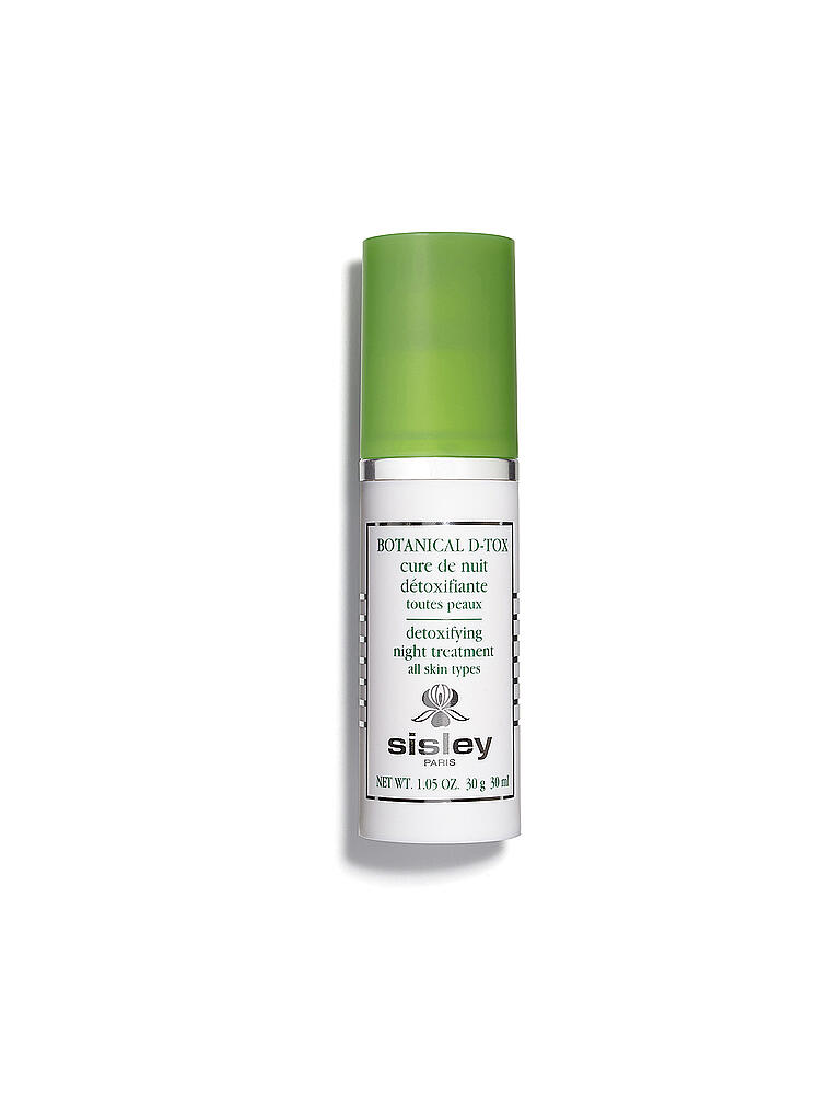 SISLEY | Maske - Botanical D-Tox 30ml | transparent