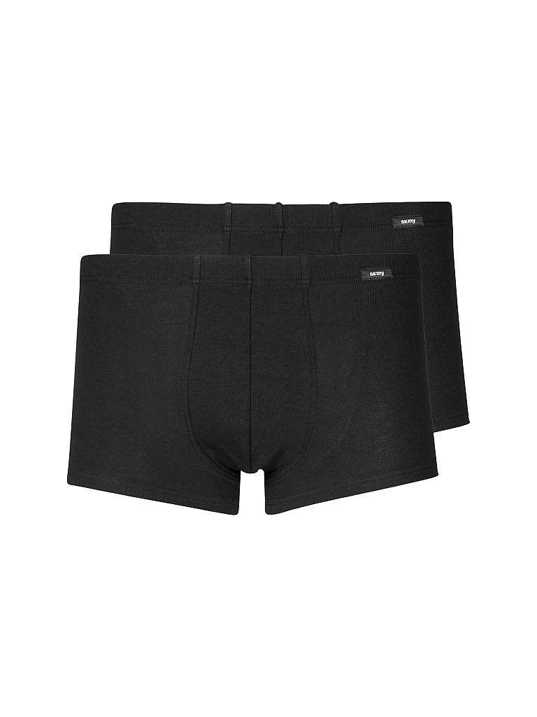 "SKINY | Pant 2-er Pkg ""Advantage Men"" (Black) 