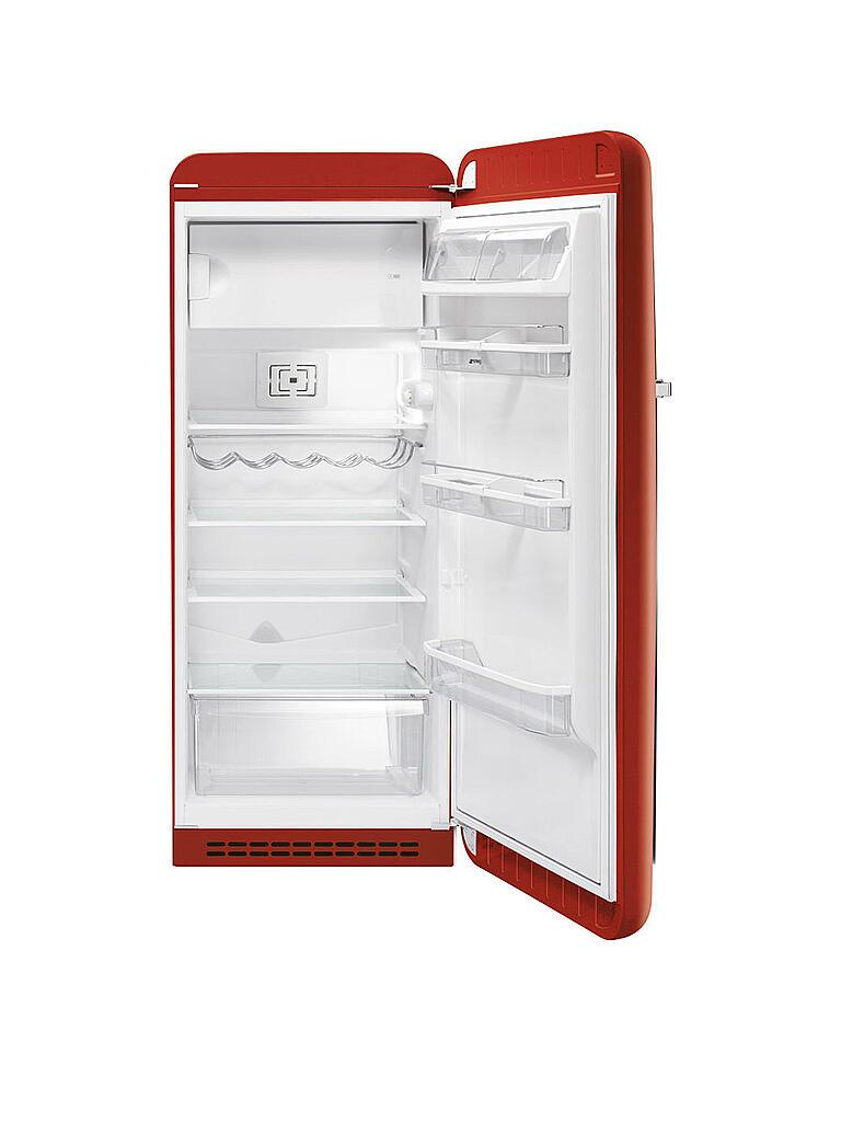 SMEG 50\'s Retro Style-Stand-Kühlschrank 60 cm - 4-Sterne Gefrierfach ...