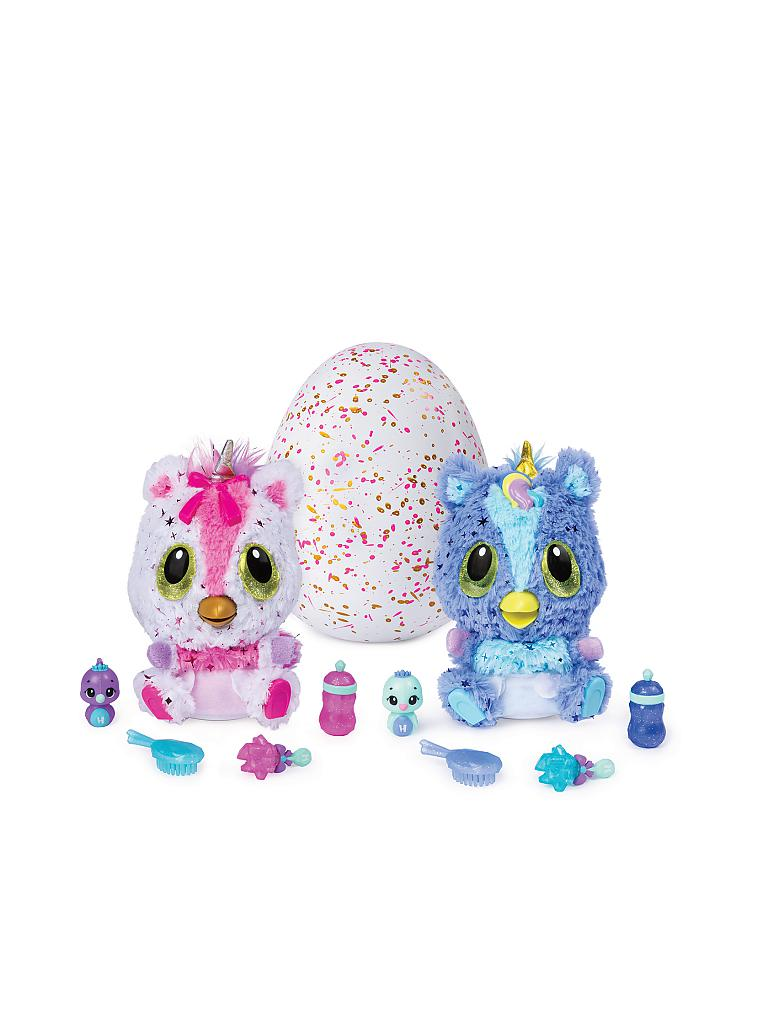 SPINMASTER | HatchiBabies Unikeet | transparent