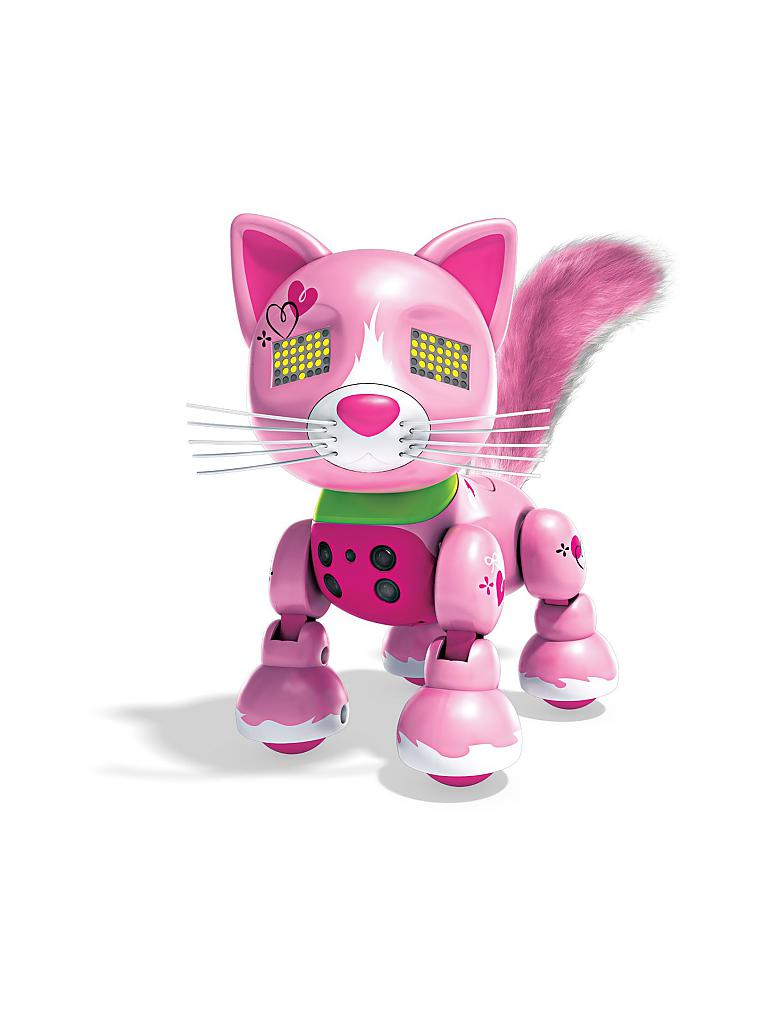SPINMASTER | Zoomer Meowzies Katze | transparent