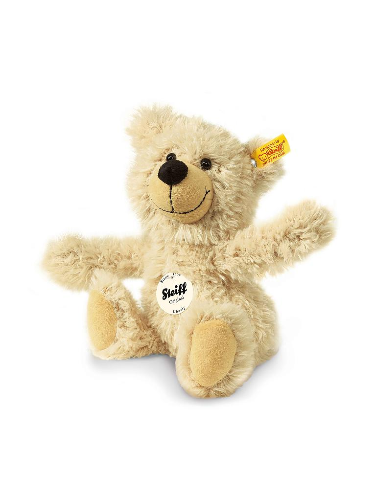 STEIFF | Charly Schlenker Teddy beige 23cm | transparent
