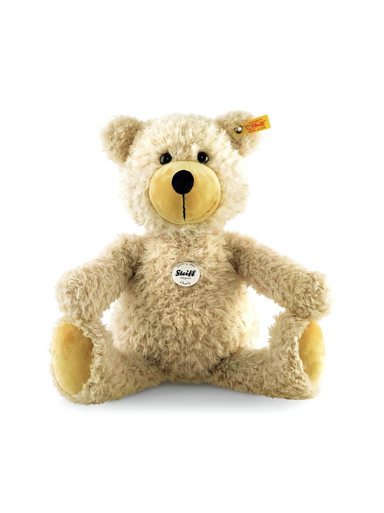 Steiff Steiff 012389 Charly Stars Schlenker-Teddybär mit Kapuzenpullover 23 cm