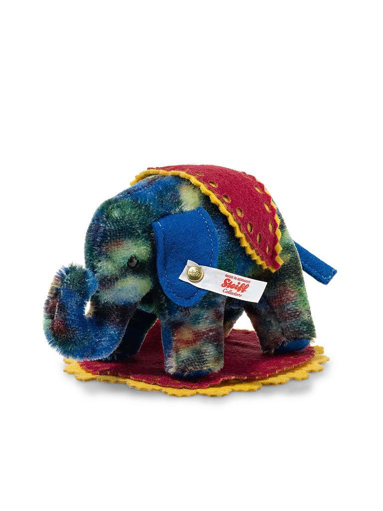 Steiff Designers Choice Mara Elefantle Bunt 13cm Transparent