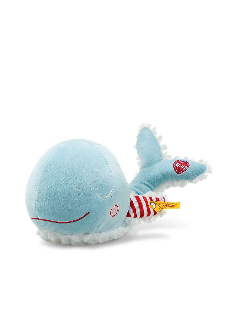 STEIFF | Down by the Sea Willy Wal 26cm | transparent
