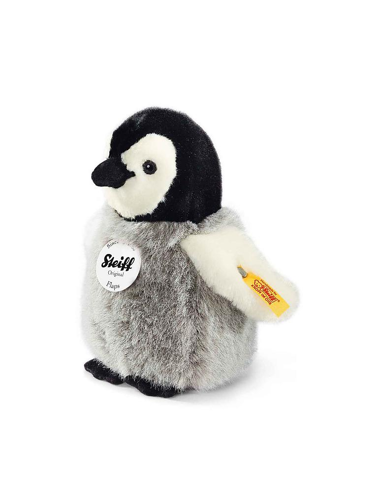 STEIFF | Flaps Pinguin 16cm | transparent