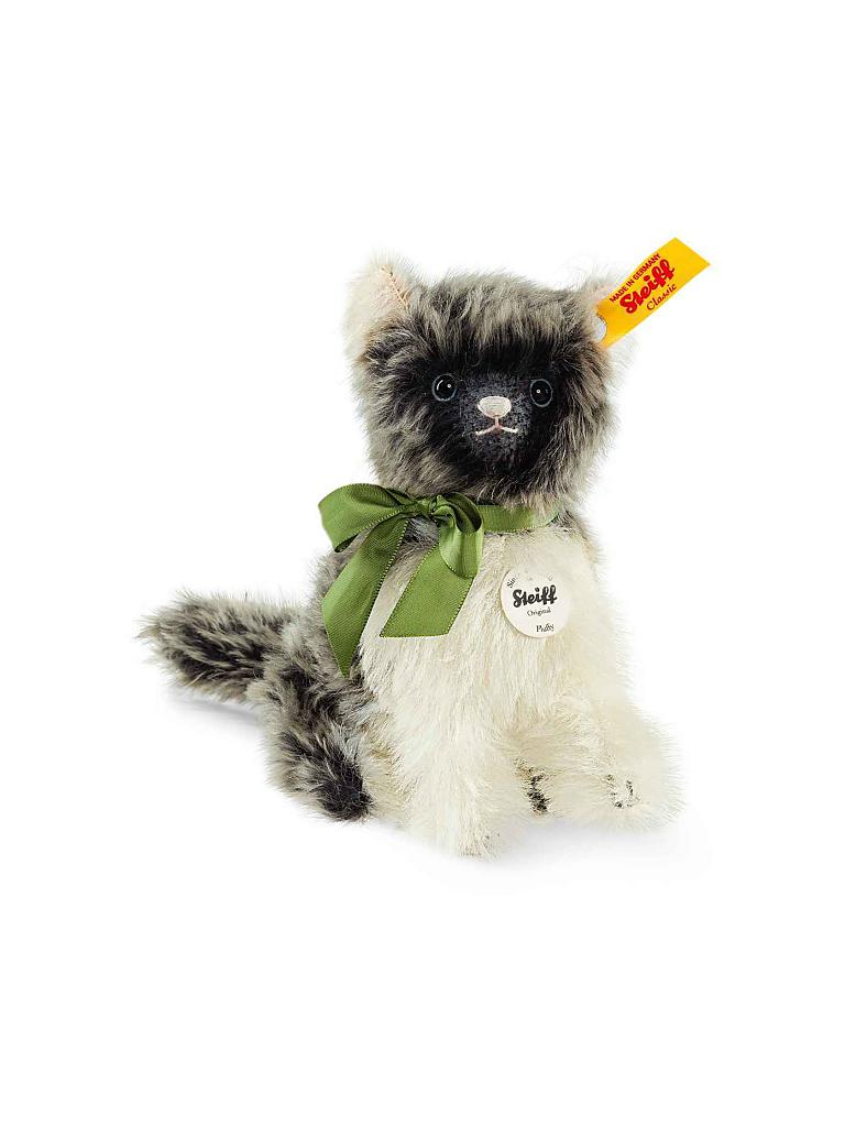 STEIFF | Fluffy Katze 14cm | transparent