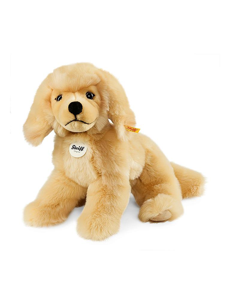 STEIFF | Lenni Golden Retriever 28cm blond | transparent