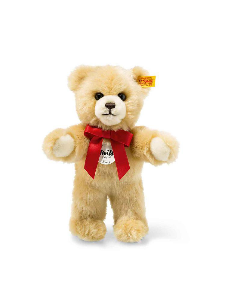 STEIFF | Molly Teddybär 24cm blond | transparent