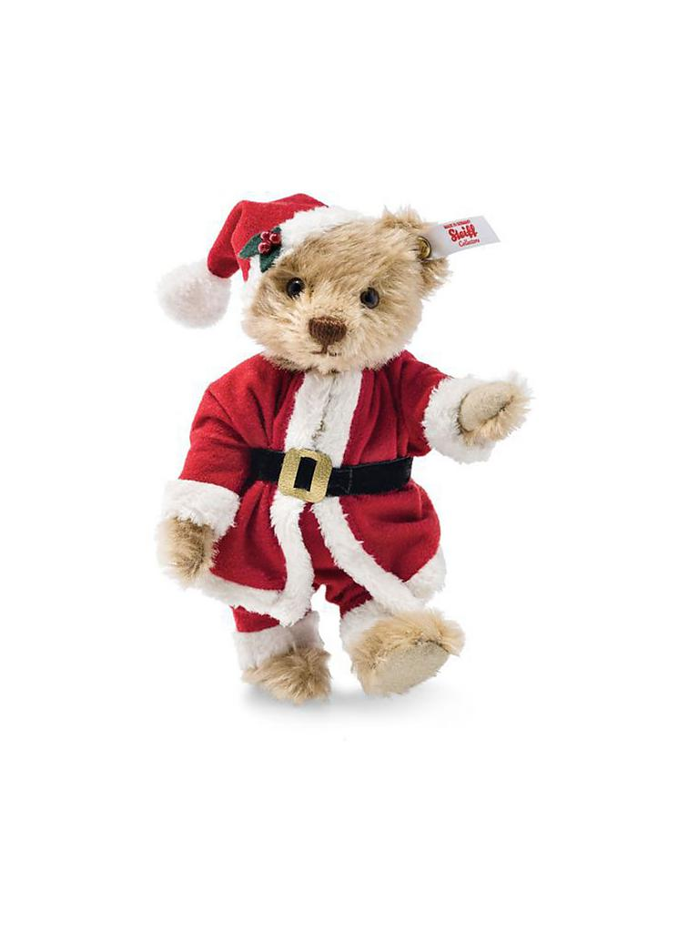 STEIFF | Mr Clause Teddybär 14cm | transparent