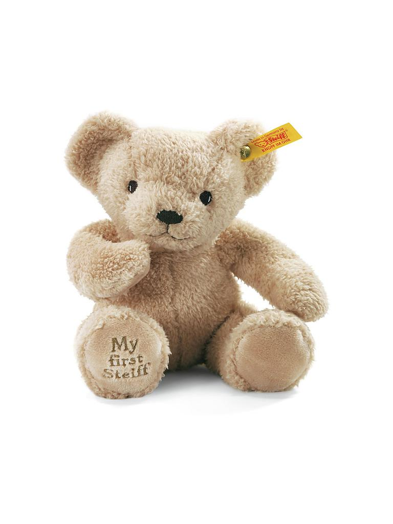 STEIFF | My first Steiff Teddybär 24cm (beige) | transparent