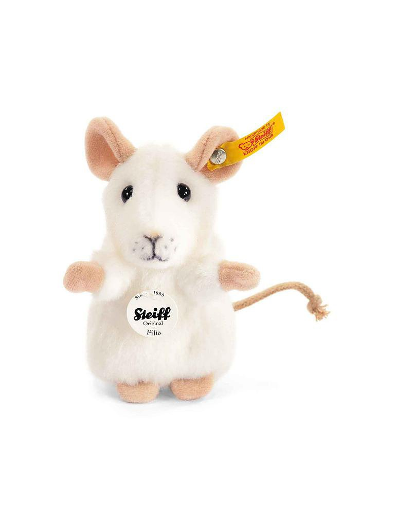 STEIFF | Pilla Maus 10cm | transparent