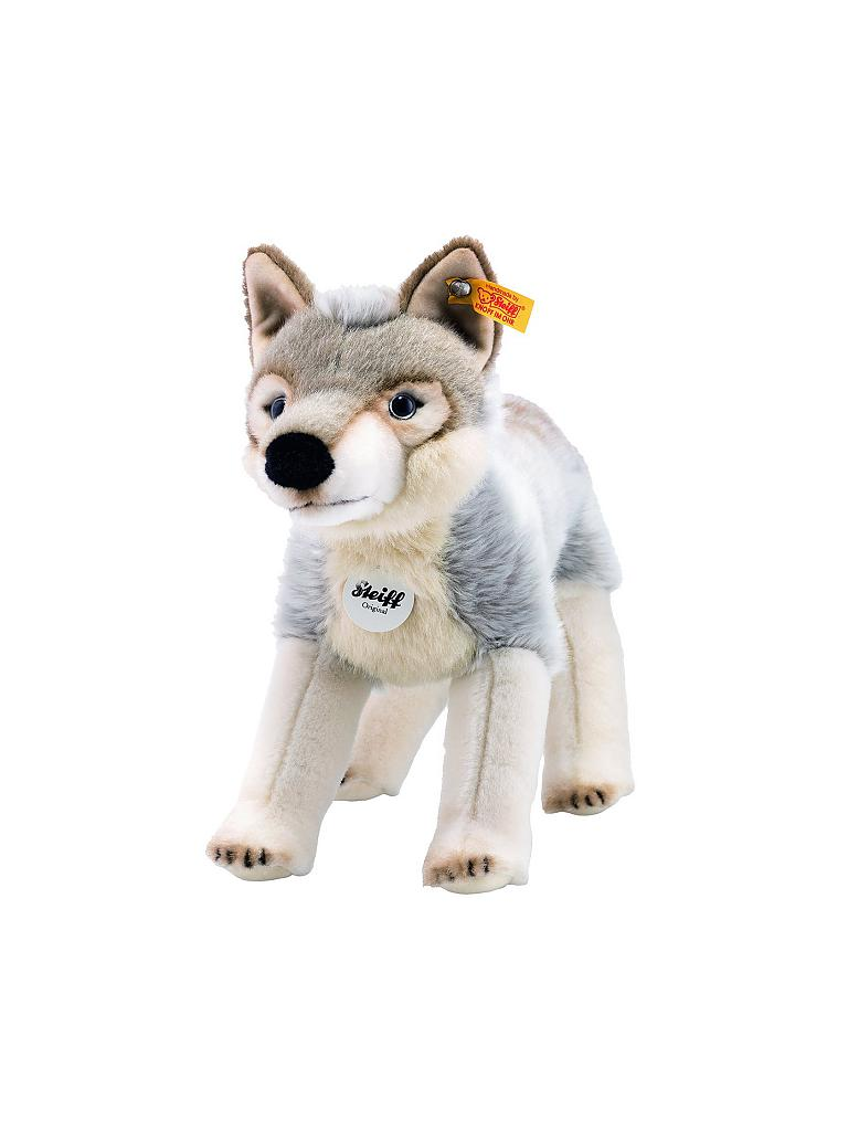STEIFF | Snorry Wolf 32cm | transparent