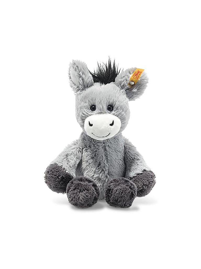 STEIFF | Soft Cuddly Friends Dinkie Esel 20cm | transparent