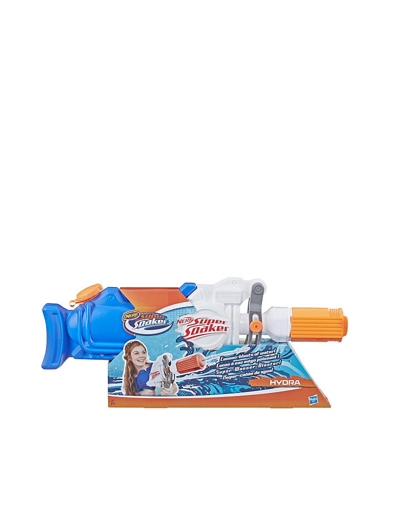 SUPER SOAKER | Super Soaker Hydra | transparent