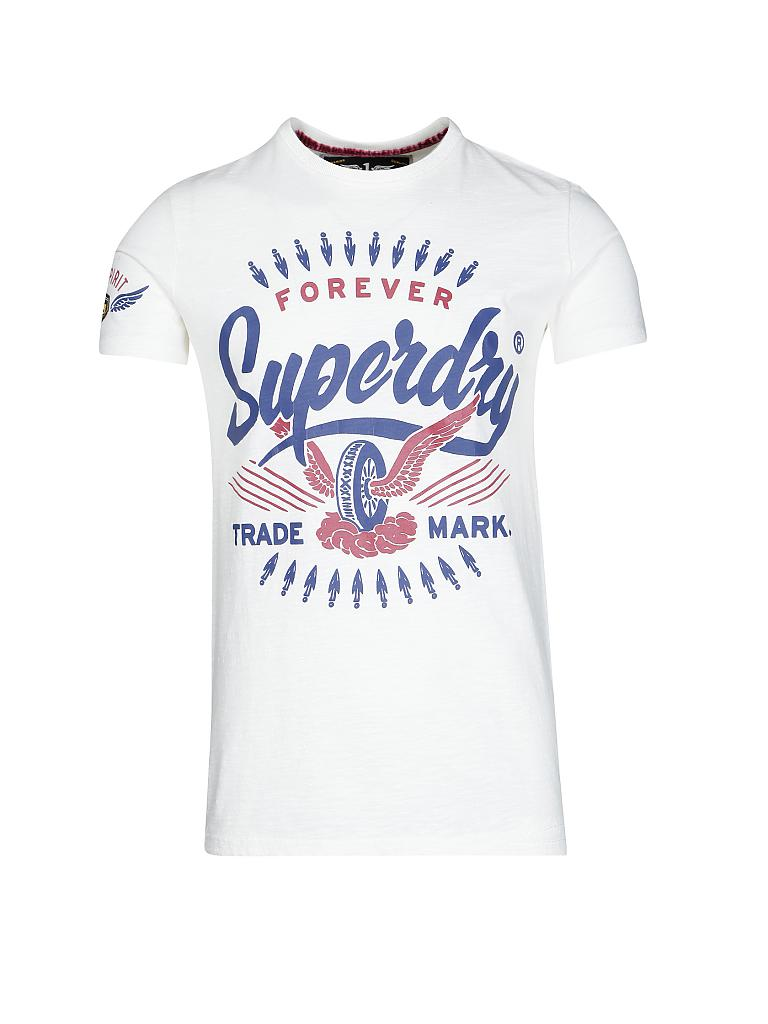 SUPERDRY | T-Shirt  | weiß