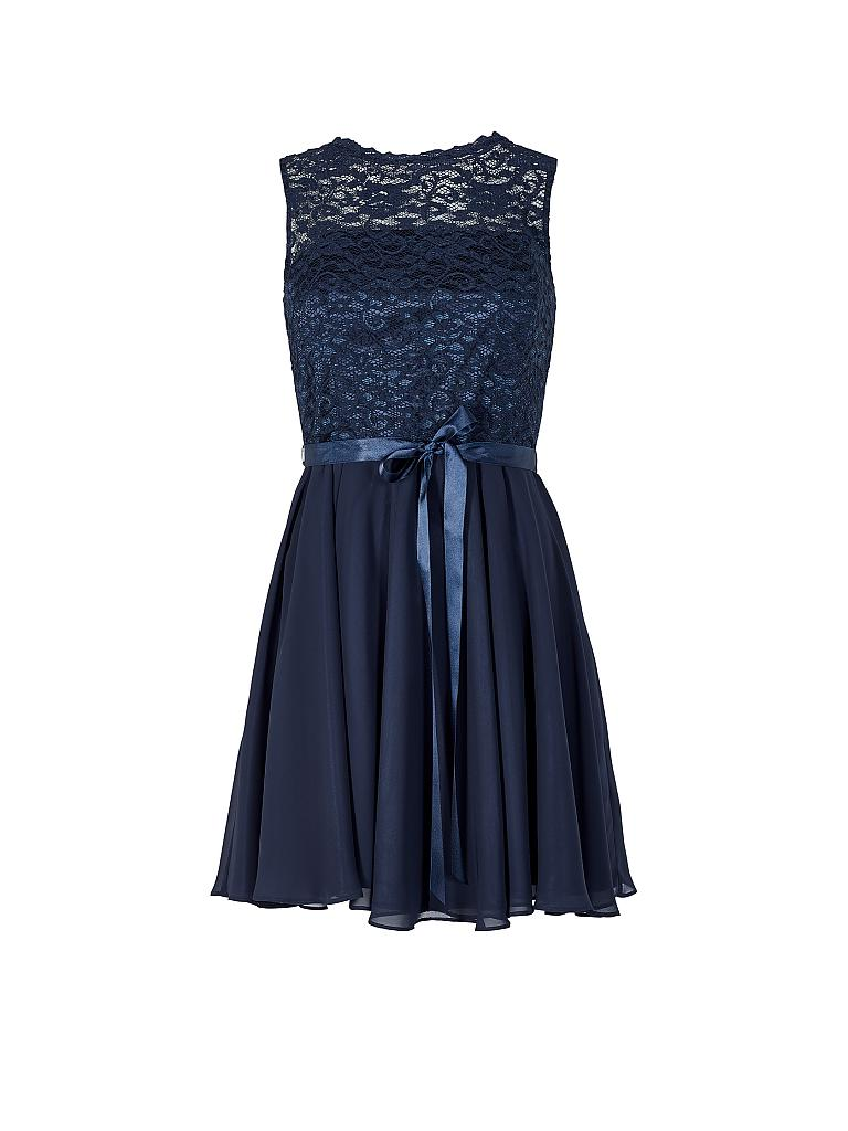 Cocktailkleid blau swing