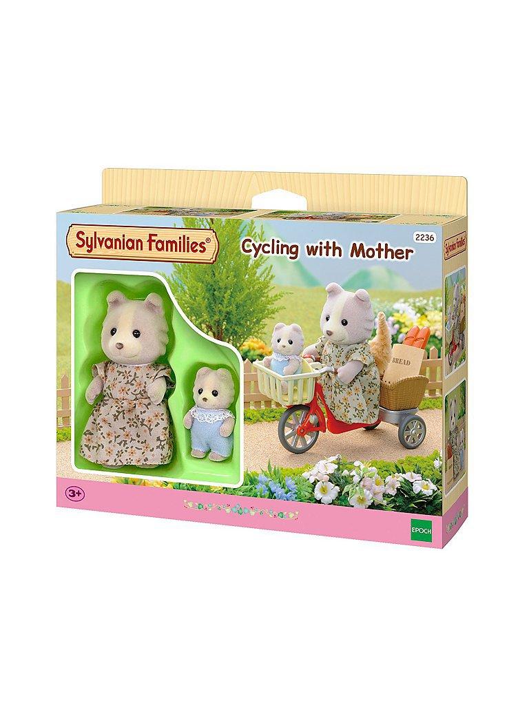 SYLVANIAN FAMILY Fahrradfahren mit Mutter 2236