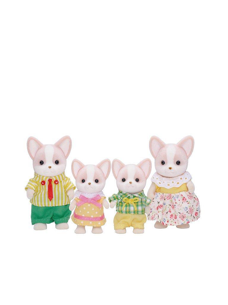 SYLVANIAN FAMILY Chihuahua Familie Wuffel 3149