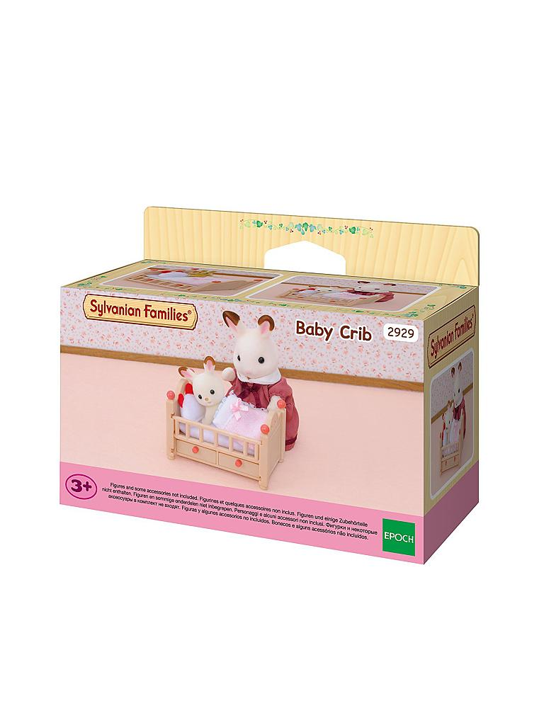SYLVANIAN FAMILY | Baby-Krippe | transparent