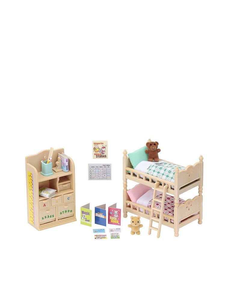 SYLVANIAN FAMILY | Kinderzimmer Möbel | transparent