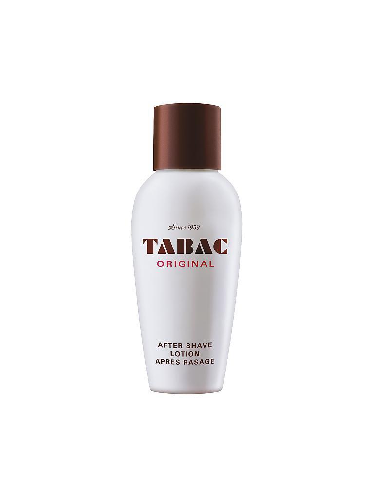 TABAC Original After Shave Lotion 150ml transparent