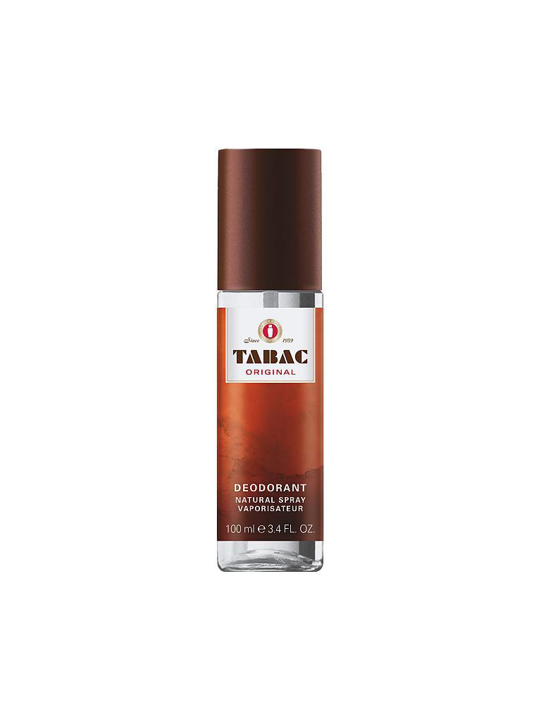 TABAC | Original Deodorant Natural Spray 100ml | transparent