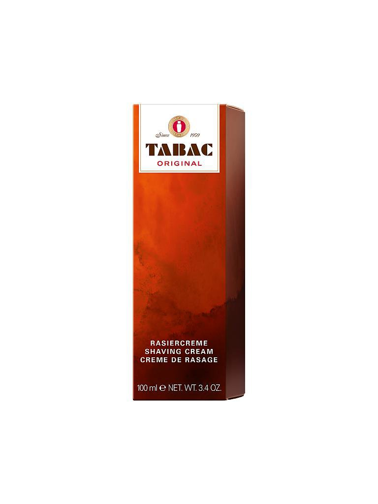 TABAC | Original Shaving Cream 100ml | transparent