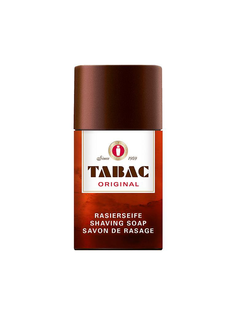 TABAC | Original Shaving Soap 100g | transparent