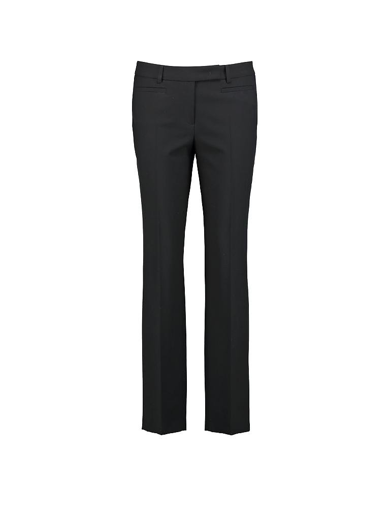 TAIFUN | Hose Straight-Fit | schwarz