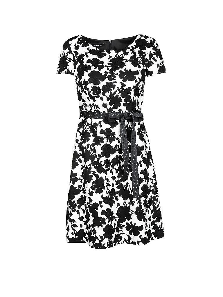 Kleid schwarz taifun