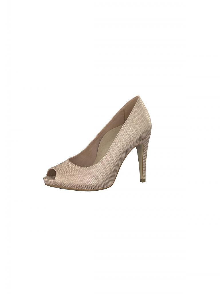 tamaris peep toe pumps rosa 38. Black Bedroom Furniture Sets. Home Design Ideas